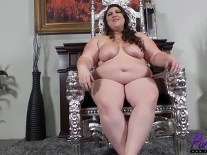 BBW Bella Bendz BTS interview