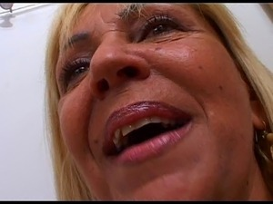 mature brazilian blonde wonderful big ass take in every hole troia