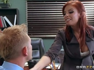 Brazzers - Brittany Amber Loves anal