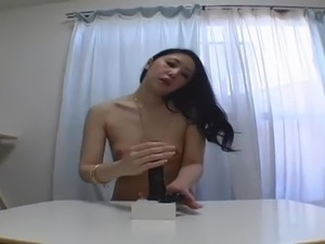 Dildo riding Masturbation 02