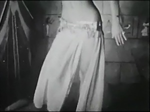 LITTLE EGYPT - vintage exotic belly dance