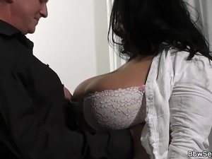 He caught fucking massive boobs ebony bbw