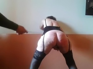 Spank and Finger