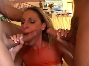 Lauren Phoenix DP & anal fuck