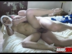 Arab pussy gets fucked