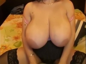 A Primer - huge big natural tits saggy big nipples fondle